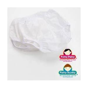 Click to buy Cloth Baby Diapers Supplies: Waterproof Pull On Pants Potty Scotty/PottyPatty from Amazon!