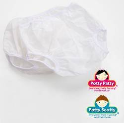 Waterproof Pull On Pants Potty Scotty/Pottypatty, Large