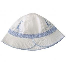 Powell Craft 100% Cotton Boat Design Hat / Sunhat