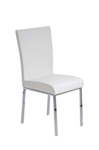 CLP-Esszimmerstuhl-LILLY-mit-4-Beinen-weich-und-dick-gepolstert-Sitzhhe-48-cm-wei