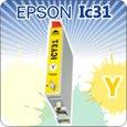 エプソン 互換インクカートリッジEPSON ICY31【ICチップ付】