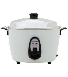 6-Cup Multifunction Indirect Heat Rice Cooker Steamer and Warmer (Taiwan Rice Cooker compare prices)