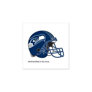 Seattle Seahawks Tattoo 4 pack at Amazon.com