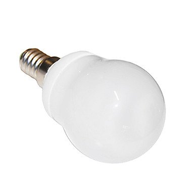H+Lux E14 G45 10W 560Lm 2700K Cri>80 Warm White Light Globe Bulb (220-240V)