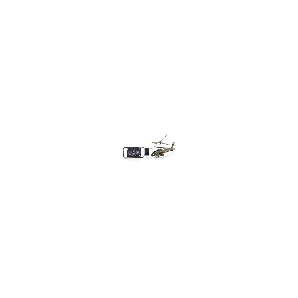 Apache AH 64 S109i Mini Gyro iPhone, iPad, iPod Touch