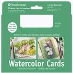 Strathmore Watercolor Blank Greeting Card pack of 50