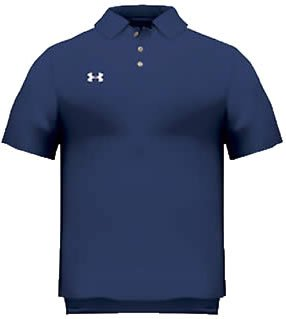Under Armour Mens UA Performance Polo by Under Armour
