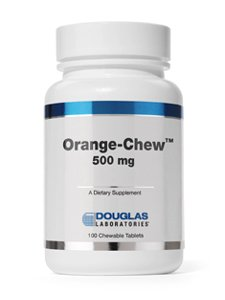 Orange-Chew 500mg 100 Tablets - 1