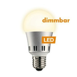 A60 LEDON LED Lampe 6W E27 warmwei&#223;