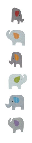 Petit Collage Strand Mobile, Elephant Parade front-631534