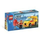 Lego City Set #7731 Mail Van