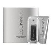 French Connection Uk Fcuk Connect Him Mens Edt 100Ml Gift Set