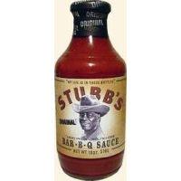 Stubb'S Original Barbeque Sauce 18Oz Bottle