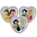 Disney Fairytale Princess 7 Dessert Plates - 8 Count