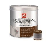 Choose Illy Iperespresso Monoarabica Brazil Capsules Full-Bodied Coffee, 21-Count Capsules from illy