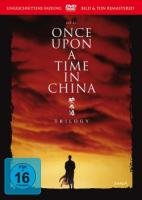 Once Upon a Time in China - Trilogy [3 DVDs]