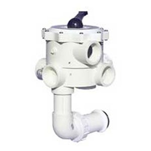Pentair 261142 2-Inch HiFlow Valve with Plumbing Replacement Pool and Spa D.E. Filter