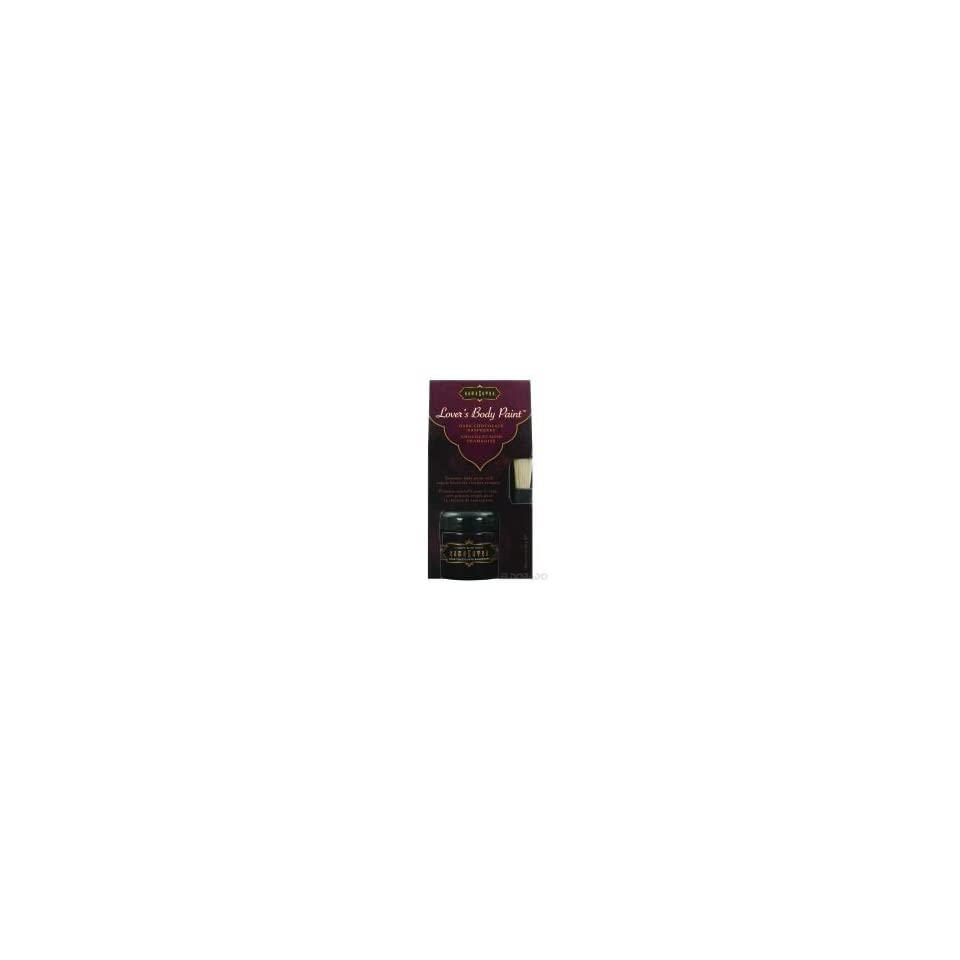 Kama Sutra Lovers Dark Chocolate Raspberry Body Paint On