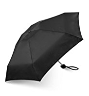 M&S Collection Flexilite Flat Umbrella