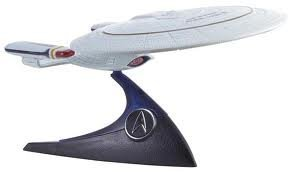 Hot Wheels Star Trek USS Enterprise NCC-1701-D P8513
