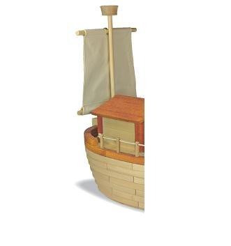 Holztiger Pirate Sail