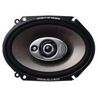 """Pioneer Premier Ts A831P - Car Speaker - 50 Watt - 3-Way - 6"""" X 8"""""""