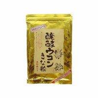 菱香 醗酵ウコンきな粉 黒砂糖入り 200g
