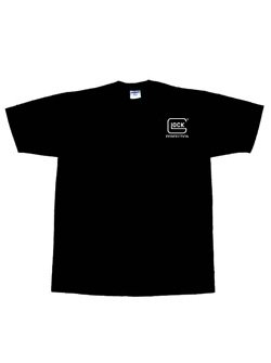 Glock Apparel XL Black Short Sleeve T-Shirt AA11002