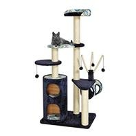 MidWest Cat Tree Playhouse Feline Furniture, 37 by 25 by 61.5-Inch
