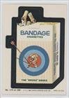 Bandage (Trading Card) 1980 Topps Wacky Packages Series 9 #173