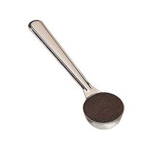 Read About Espresso Supply Stainless Steel Doser Scoop, 1-Ounce