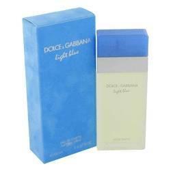 Light Blue by Dolce & Gabbana Eau De Toilette Spray 3.4 oz (Women)