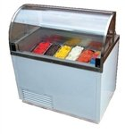 Nelson BD8DIPHV Gelato Cabinet (Nelson Freezer compare prices)