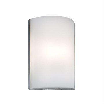 Jesco Frosted Glass Light