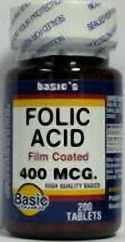 Bv Folic Acid Tb 0.4Mg 200
