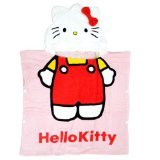 Hello Kitty | Poncho Towel | w/hood 465365 ( Japanese Import )