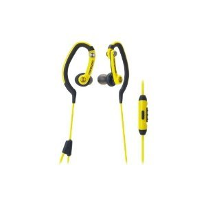 AUDIO TECHNICA ATH-CKP200iS SonicSport In-Ear Headphones ( Earphone ) for Smartphones-Yellow/ATH-CKP 200ISYL / [parallel import goods]