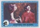 Sighting the Aliens (Trading Card) 1982 E.T. #69