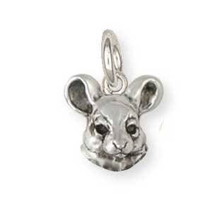 Chinchilla Charm Jewelry