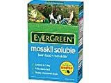 Evergreen Mosskill Soluble Lawn Food 30m2 by Scotts