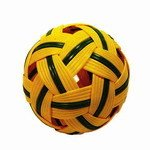""" SEPAK TAKRAW BALL "" RAMBO series Sport Ball."