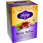 Yogi Berry Detox Tea ( 6X16 Bag)