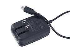 Blackberry Pearl 8100 8700 8800 8300 Folding Blade Travel Black Charger ASY08332002