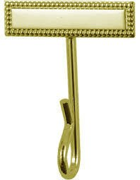 Whistle Hook - Gold Finish (Whistle Chain compare prices)