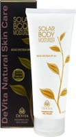 Devita Natural Skin Care Solar Body Moisturizer SPF 30 + -- 7 fl oz from Devita