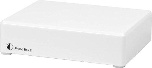 Pro-Ject Préamplis RIAA Phono Box E blanc