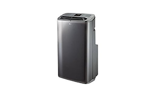 LG Electronics 12,000 BTU Portable Air Conditioner with Remote LP1213GXR (New Model)