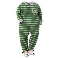 Carters Baby Boy Fleece Pajamas (2T, Dog)