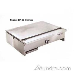 "Imperial - Ity-48 - 48"" Teppan Yaki Griddle"