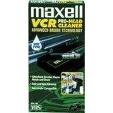 Maxell VP-100 VHS Dry Tape Video Head Cleaner (290058)
